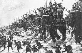 تاریخ اسلام شیعی در ایران - قسمت ۴ (زمینه های شکل گیری جنگ قادسیه در جنگ های زنجیر و پل )