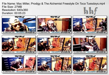 Mac_Miller,_Prodigy_&_The_Alchemist_Freestyle_On_Toca_Tuesdays