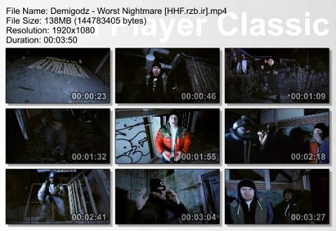 Demigodz - Worst Nightmare