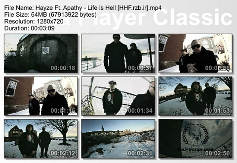 hayze ft. apathy - life is hell
