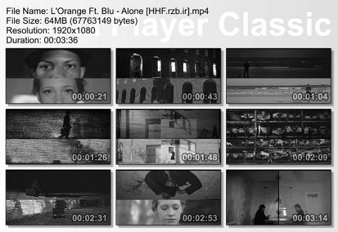 L'Orange Ft. Blu - Alone