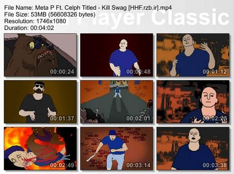 Meta P ft. Celph Titled - Kill Swag