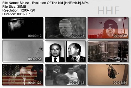 Slaine___Evolution_Of_The_Kid