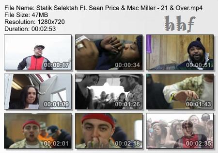 Statik_Selektah_Ft._Sean_Price_&_Mac_Miller___21_&_Over