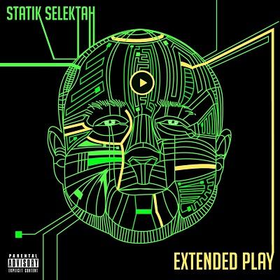 Statik_Selektah___Extended_Play / Front_Cover