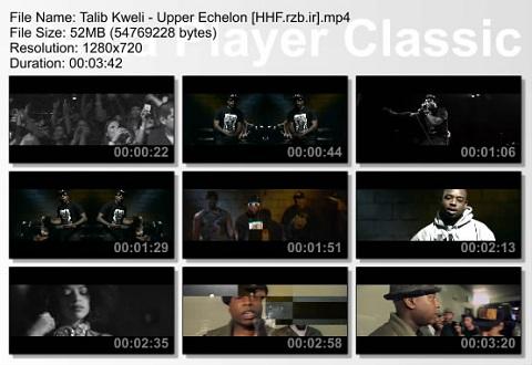 Talib Kweli - Upper Echelon