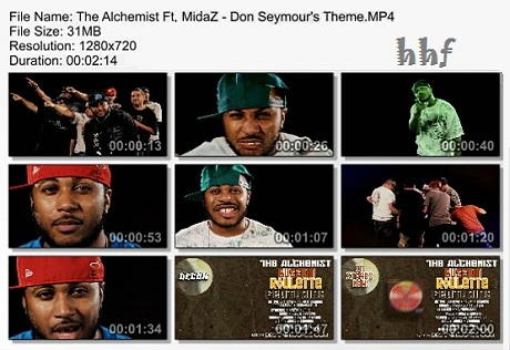 Alchemist_Ft._MidaZ - Don_Seymour's_Theme