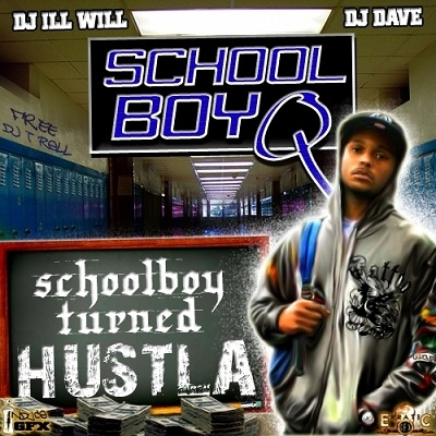 Schoolboy Q - Schoolboy Turned Hustla
