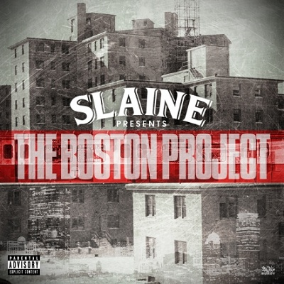 slaine presents: the boston project