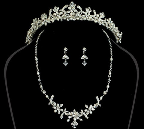 ست جواهرات عروس سری اول