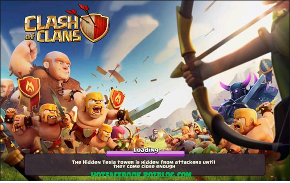 شبیه ساز حمله بازی Clash Of Clans