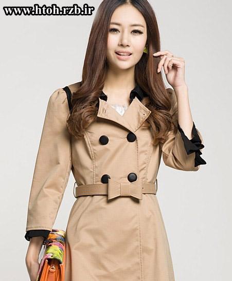 مدل مانتو کره ای 2013