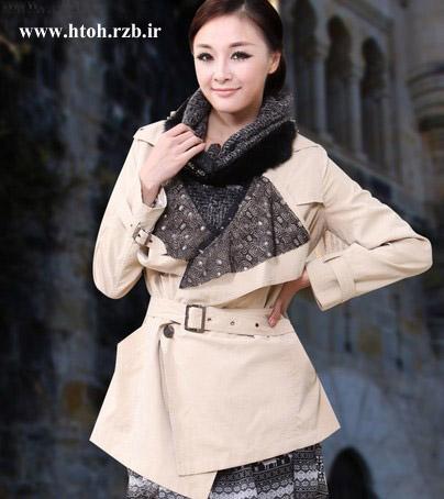 مدل مانتو کره ای 2014