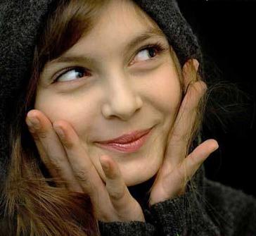 عکس های دختری 13 ساله که زیبا ترین دختر جهان لقب گرفت