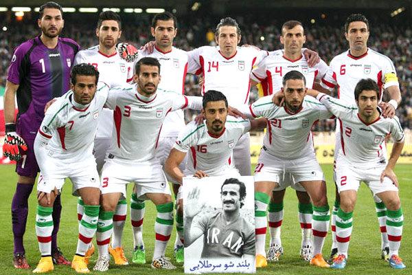 اسامی 23 بازیکن تیم ملی فوتبال ایران اعلام شد