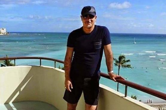 روزهای استراحت علی دایی در سواحل نامعلوم