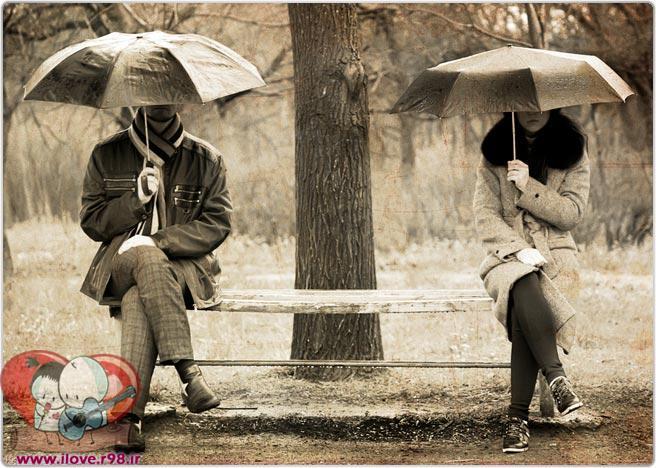 در انتظار باران