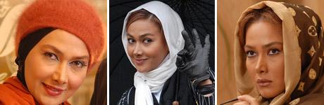 جدیدترین عکس های آناهیتا نعمتی در فیلم پرستو های عاشق