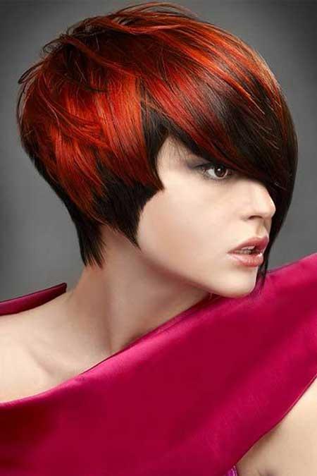 جدیدترین مدل موی کوتاه زنانه و دخترانه سال 92 - 2013