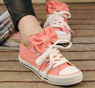 مدل های جدید کفش دخترانه پاییزی 92