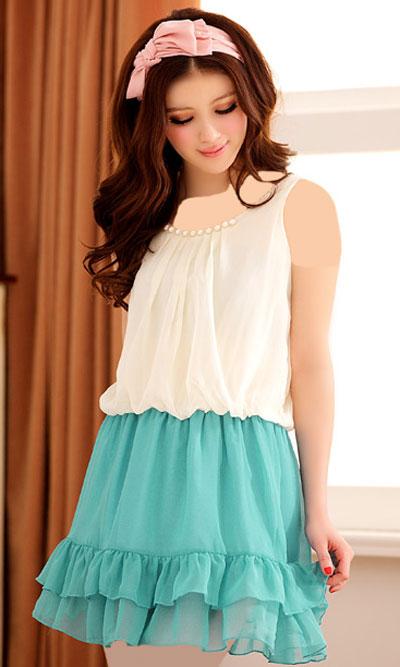 مدل های جدید پیراهن کوتاه زنانه , دخترانه ۲۰۱۳