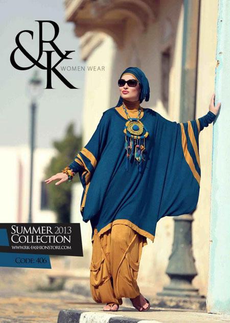 مدل مانتو کمپانی R&K-زیبا و شیک