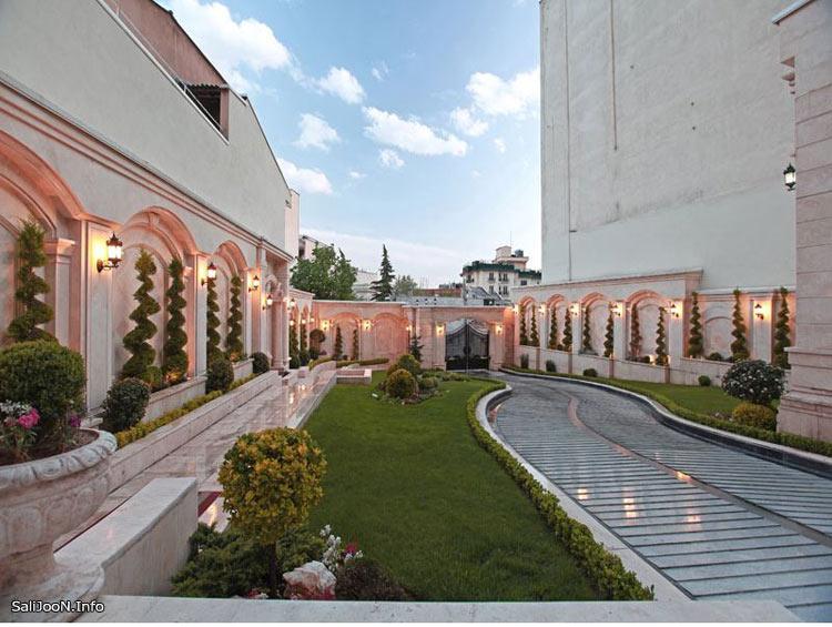 محل زندگي افراد ميلياردر در تهران
