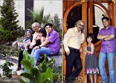 Bazigaran 95 470x335 عکس های جدید بازیگران با همسرانشان