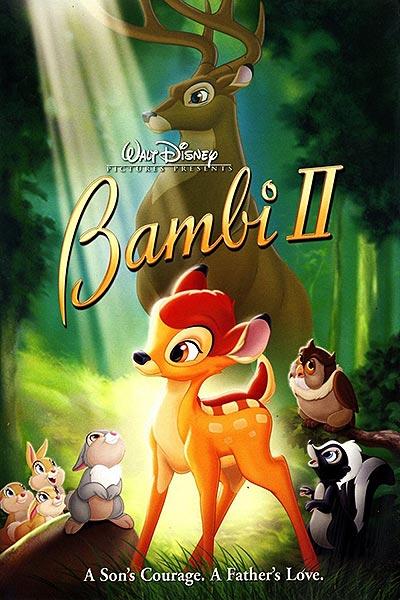 دانلود انییشن کارتونی Bambi II
