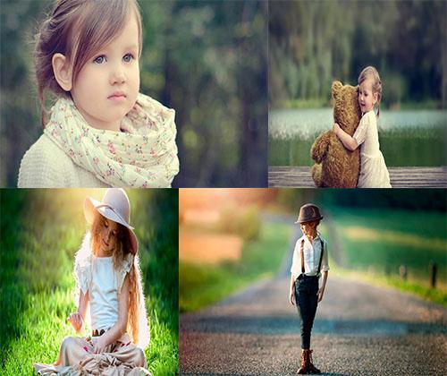 جدیدترین و بهترین عکس های فوق العاده زیبا از بچه های ناز و مامانی