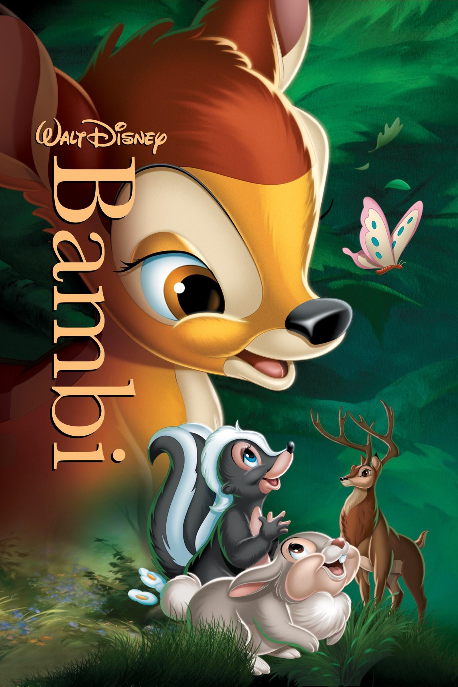 دانلود کارتون انیمیشنی Bambi 1942