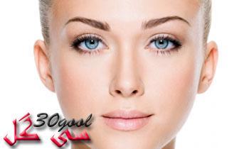 راهنمای تصویری آرایش و گریم چهره متناسب با نوع و اندازه بینی