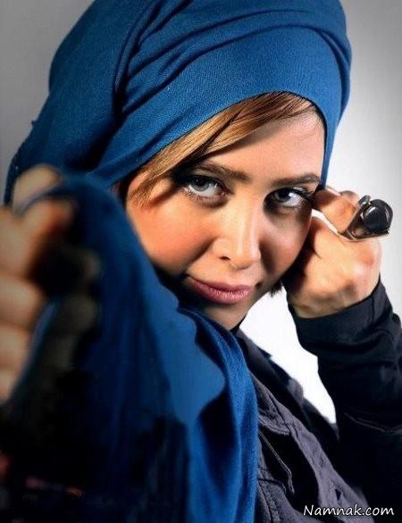 عکس متفاوت الناز حبیبی