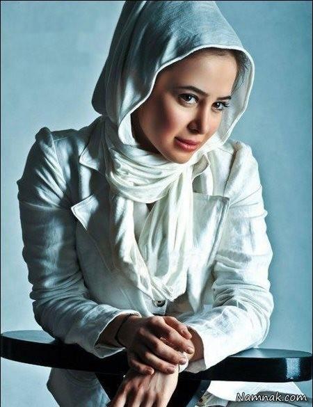 عکس بازیگران زن ایرانی الناز حبیبی