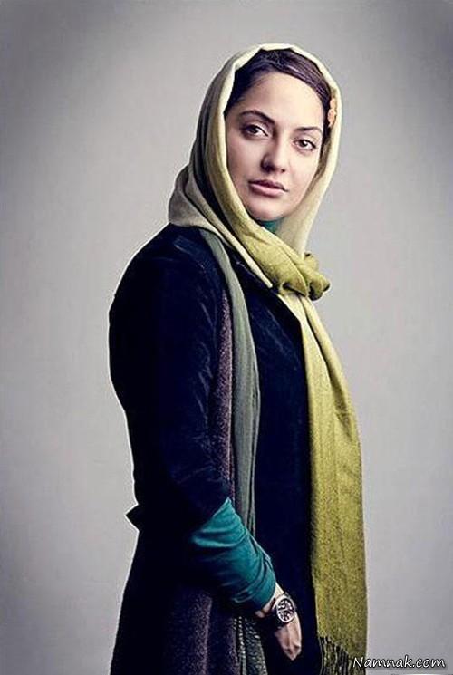 زیباترین عکس مهناز افشار