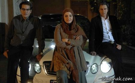 عکس نرگس محمدی در فیلم ساعت شلوغی