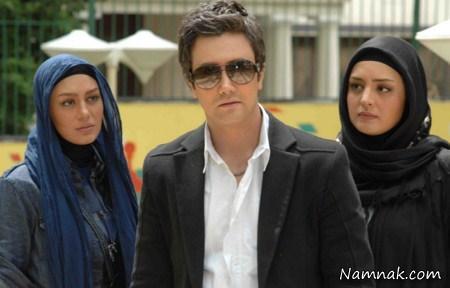عکس نرگس محمدی و سحر قریشی در فیلم ساعت شلوغی