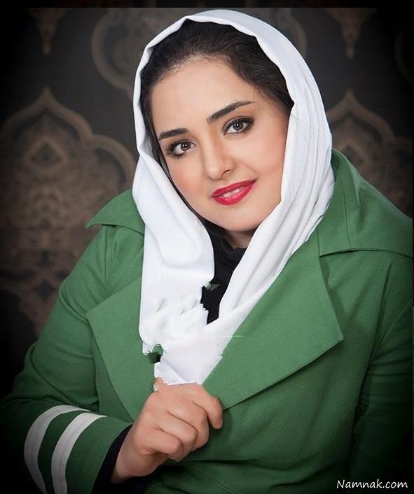 عکس زیبای نرگس محمدی