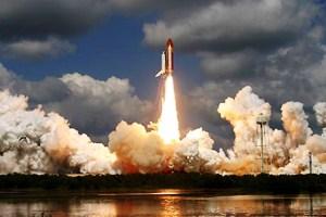 قطاری که با سرعت 32 هزار کیلومتر در ساعت به فضا میرود!! + عکس
