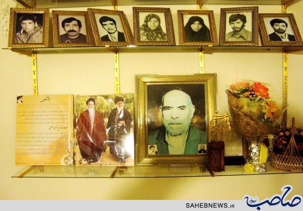 این خانواده اصفهانی حق به گردن انقلاب دارند...