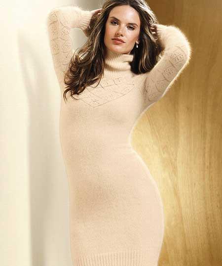 مدل های جدید تونیک بافتنی زنانه