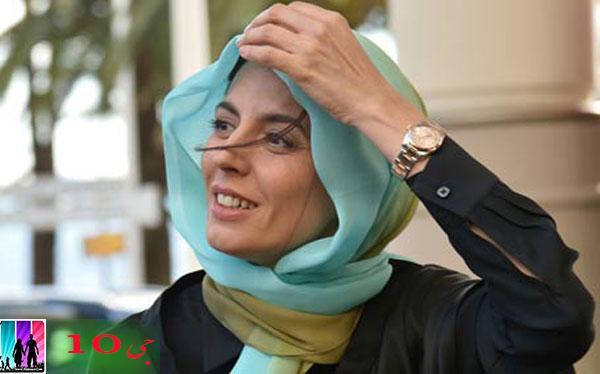 تصاویر لیلا حاتمی در جشنواره کن