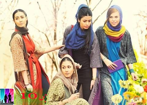داستان جالب دختران مدل ايراني