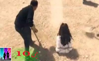 دختری که به جرم عضویت در فیسبوک سنگسار شد!