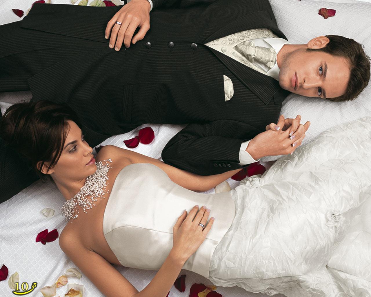 راهنمای شب زفاف برای داماد ها