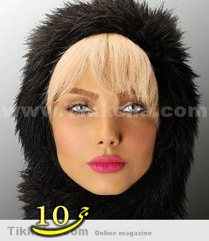 تصاویر بهاره پرستار یک سوپر مدل ایرانی !!