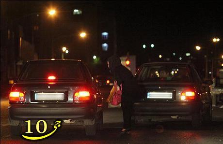آمار تکان دهنده دختران فراری در کوچه پس کوچه های تهران  تصاویر