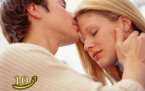 چگونه بوسههای خاطرهانگیز برای همسرتان بسازید