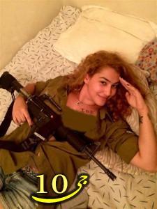 زنها جدیدترین عامل افزایش روحیه سربازان اسرائیلی