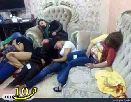 قتل عام دختران در میهمانی توسط داعش   16